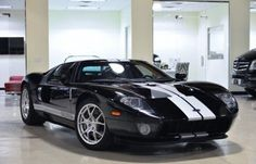 The 15 most expensive cars for sale at Floyd Mayweather's favorite luxury dealership Classic Sports Cars, Classic Cars, Luxury Car Dealership, Ford Gt40, Most Expensive Car, Best Luxury Cars, Ford Motor Company, New And Used Cars, Car Insurance