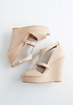 BC Footwear By and Bisect Wedge