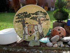 Im Garten - Caroline Jung Mosaikkünstlerin aus Leidenschaft | Ingolstadt | Mosaik | Kunst