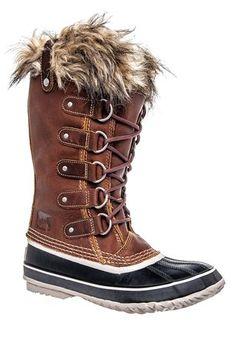sorel boots on Wanelo