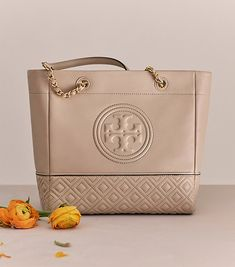 8076b7896e Tory Burch Fleming Tote   Women s Totes
