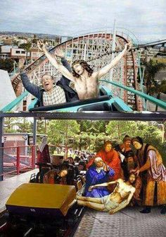 This is why you don't party with Jesus meme This should not be this funny. Croix Christ, Jesus Meme, Atheist Humor, Atheist Symbol, Religious Humor, Funny Memes, Hilarious, Lol, Cultura Pop