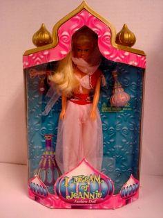 I Dream of Jeannie Doll from  Trendmasters in Box Barbara Eden  #TRENDMASTERS #Dolls