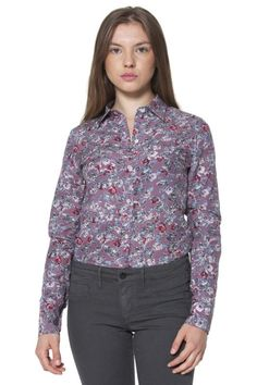Camicia Donna Fred Perry (BO-31222109 V0031) colore Rosa