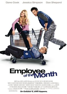 Employee of the Month - Can't believe how much I actually like this movie.