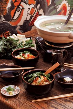 Gori gom tang, 꼬리 곰탕, is a Korean oxtail soup. Growing up, my siblings and I simply knew it as… Korean Oxtail Soup, Lucky Peach, Shabu Shabu, Carrot And Ginger, Asian Recipes, Ethnic Recipes, Hot Pot, What To Cook, Soups And Stews