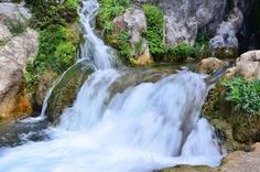 Denia Spain Waterfall park Amazing!