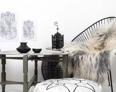 Why Scandi-boho style is the next big thing - with India May Home. On www.needsmorecushions.com - interior style inspired by global adventure