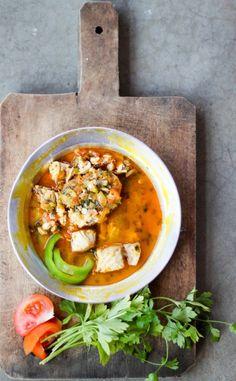 Kubanische Fischsuppe selber zubereiten
