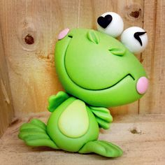 Frog.. //the boys can add a long tongue to this//