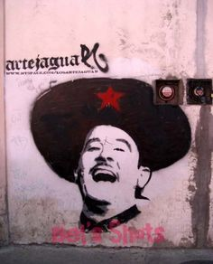 NeoMexicanismos - Colectivo ArtejaguaR Oaxaca, México.