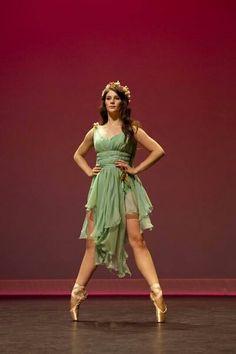 Tara Webster, Dance Academy