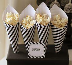 Halloween Party Ideas Halloween popcorn