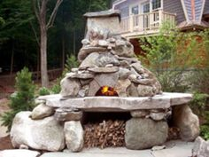 Stone kiln -  When clay is dried in a kiln, the water evaporates, reducing the size of the piece.  Could you use something like this for  reduction?