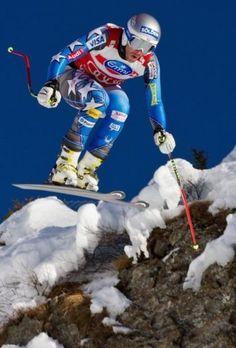 Body Miller on a sweet spot at Lauberhorn 2012 Switzerland. Ski And Snowboard, Snowboarding, Bode Miller, Alta Ski, Swiss Ski, Famous Sports, Ski Racing, Sport Icon, Paragliding