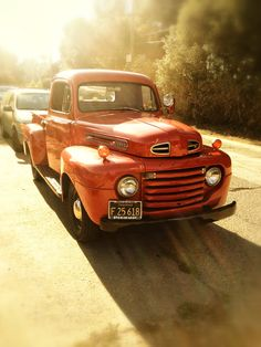 49 Ford Pickup.
