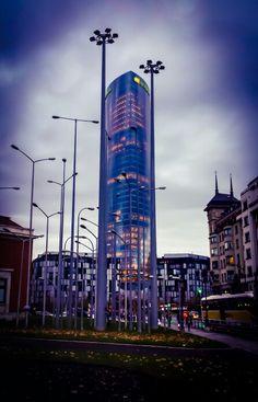 Bilbao lights