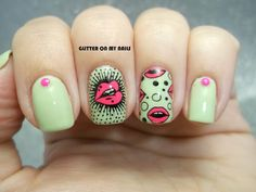 GLITTER ON MY NAILS: COLABORACIÓN BPS # 42