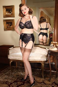 New Arrivals - Jennifer Garter Belt. Did SIL make a collection in honor of Aunt Jenny?  No, but i can dream.