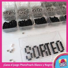 ¡SORTEO! Gana el juego PhotoPearls Blanco y Negro