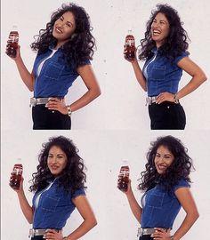 Still shots of Selena & Cocacola Selena Quintanilla Perez, Selena Pictures, Clueless Outfits, Jenni Rivera, Celebrity Couples, Celebrity News, Duchess Kate, Classic Hollywood, 90s Fashion