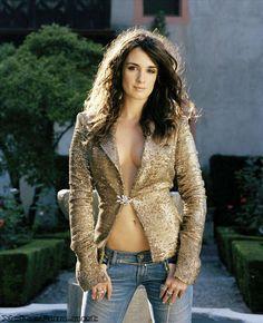 Hotter than Penelope ,Paz Vega