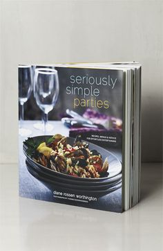 Seriously Simple Parties Cookbook