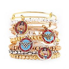 Jewelry Collections | ALEX AND ANI | Wonder Woman