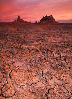 Welcome-To-Mars ~ Trona Pinnacles