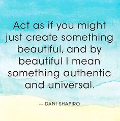 Create something beautiful 😄!