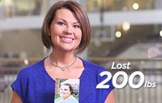 Meet Misty, she lost 200lbs with Mercy Health - Weight Management Solutions! Learn more about our surgical and nonsurgical weight loss options at 513-682-6980.