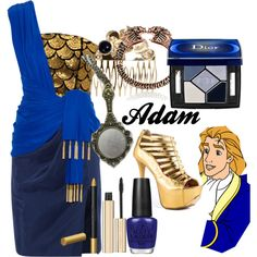 """Adam"" by amarie104 on Polyvore"