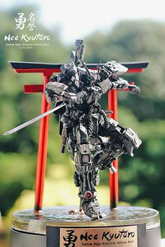 GUNDAM GUY: MG 1/100 Neo Kyutaro Gundam - Custom Build