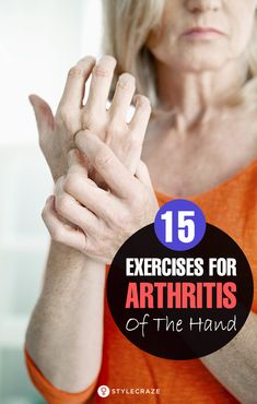 Arthritis is painful and debilitating. Millions of Americans have osteoarthritis and rheumatoid arthritis This inflammatory disease can affect any joint at any age Your hands, made of multiple joints, are no exception. Arthritis Pain Relief, Arthritis In Hands, Fibromyalgia, Hand Exercises For Arthritis, Finger Exercises, Natural Remedies For Arthritis, Lower Back Pain Relief, Massage, Fitness Exercises