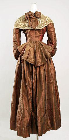 1890s, American fancy dress costume