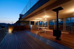Tokyo, Japan Deck House TEZUKA ARCHITECTS, OHNO JAPAN Co., Ltd