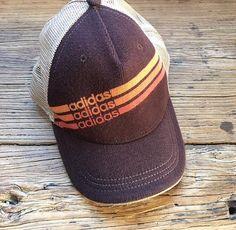 0f171581 RARE Vintage 90s Adidas Knit and Mesh Baseball Cap, Adidas Hat, Vintage  Adidas, Men's Hats, 90s Baseball Hat, 90s Snapback, Trucker Hat