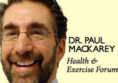 Dr. Mackarey's Health & Exercise Forum. Shoulder instability exercises
