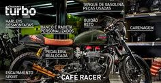 Risultati immagini per cafe racer brasil