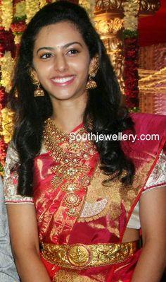 nandamuri tejaswini jewellery, balakrishna younger daughter