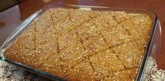 Δεν έχουμε λόγια, είναι εξαιρετικός! Χαλβάς στο φούρνο Cake Mix Cookie Recipes, Cake Mix Cookies, Greek Desserts, Greek Recipes, Mashed Potatoes, Banana Bread, Ethnic Recipes, Cakes, Food