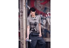 Robyn Look 5 High Fashion, Street Wear, Punk, Unisex, Denim, Collection, Style, Swag, Couture