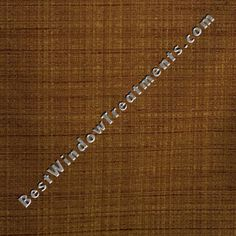 Summit Curtain Drapery is woven Sienna blend of rusty red and burnt orange color - adds texture to window treatment