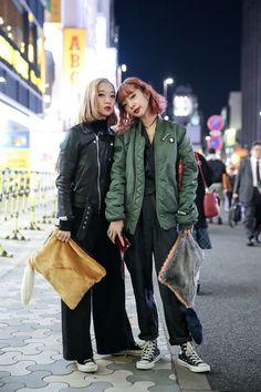 ストリートスナップ原宿 - AMIAYAさん | Fashionsnap.com