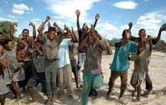 Bushmen beaten in Reserve