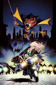 Batgirl And the Birds of Prey #2 Variant - Kamome Shirahama