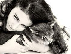 My cat by MariAdagioChroma