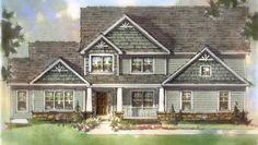 New Haven II House Plan   Schumacher Homes