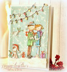 KartkI bożonarodzeniowa