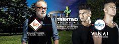 L'evento più atteso del Trentino  Info navette verona e prevendita 346.2255026 #ItalyPresente